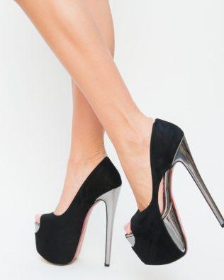 Pantofi Merlino Negri
