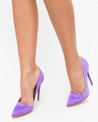 Pantofi Bedes Mov