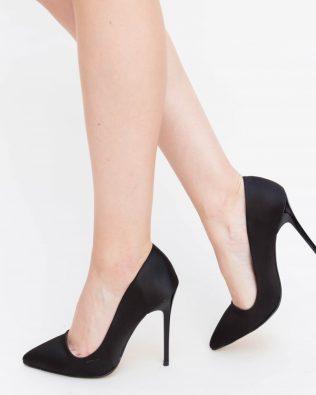 Pantofi Bedes Negri