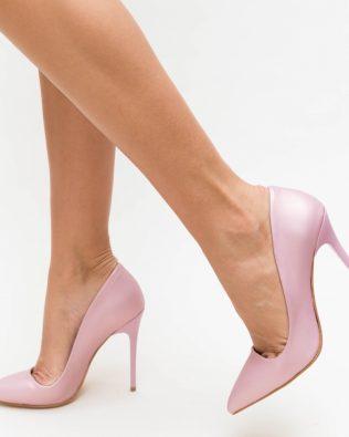 Pantofi Bedes Roz