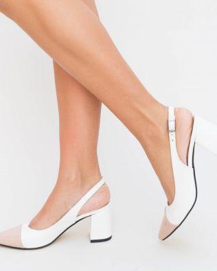 Pantofi Nona Albi