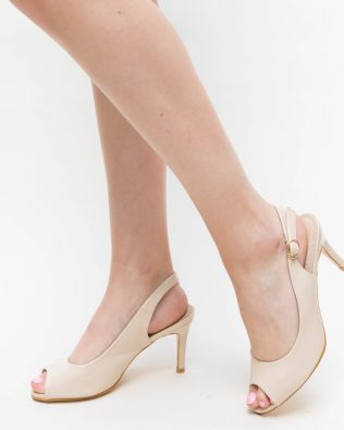 Pantofi Ork Bej