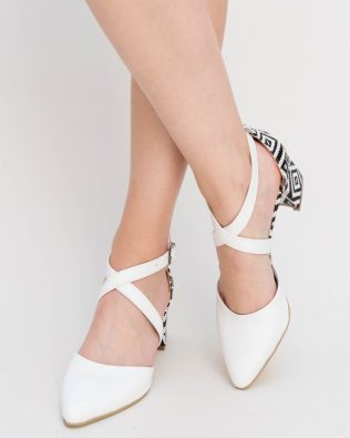 Pantofi Toro Albi