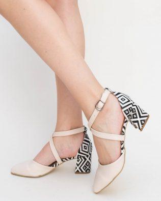 Pantofi Toro Bej
