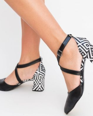 Pantofi Toro Negri