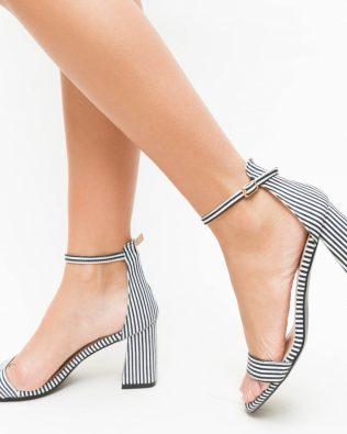 Sandale Bitwi Negre