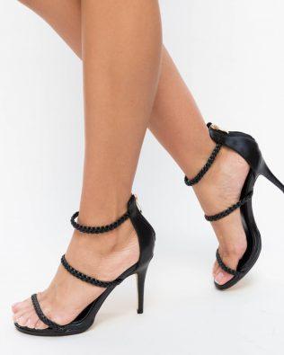 Sandale Dave Negre