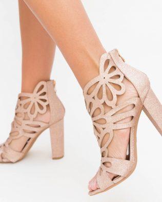 Sandale Numan Aurii
