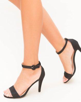 Sandale Senda Negre