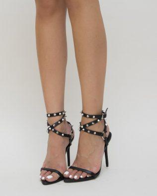 Sandale Vertu Negre