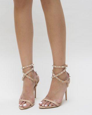 Sandale Vertu Nude