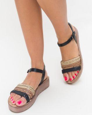 Sandale Sabo Negre